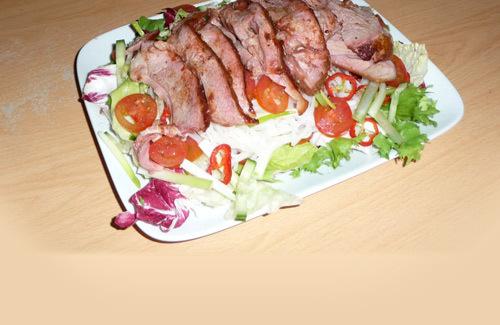 Recipes peking pork