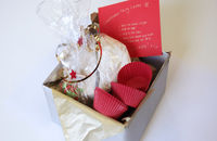 How to make a cupcake gift kit