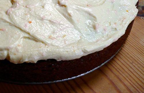 River Cottage Carrot Honey Cake