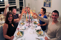 Come Dine With Me Down Under: week 1