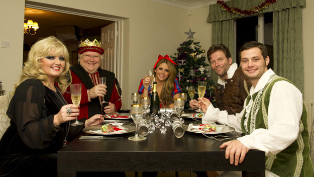 Come Dine With Me Pantomime Special: contestants