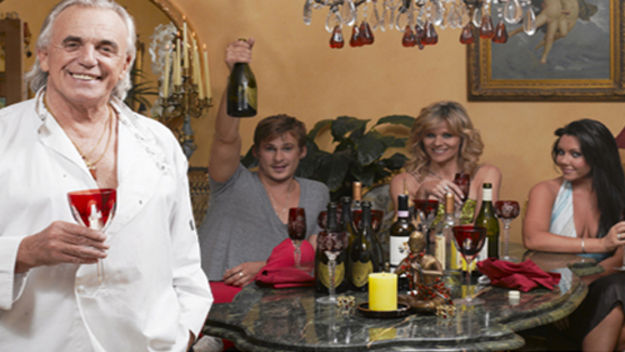 Celebrity Come Dine With Me 2008 - Jofftastic