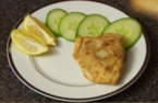 Potato and pea samosas recipe