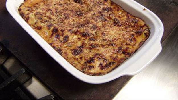 Mike Gordon's Lasagne Recipe — Dishmaps