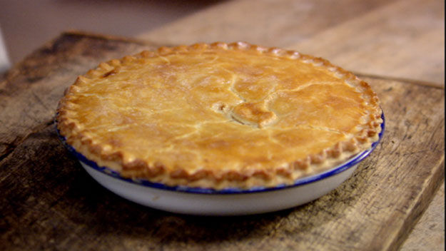 The Fabulous Baker Brothers: Classic chicken and leek pie