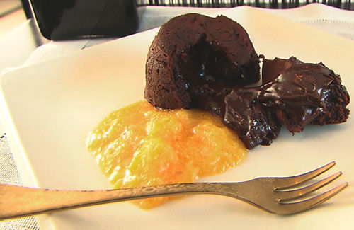 Hot chocolate fondant recipe - Channel4 - 4Food
