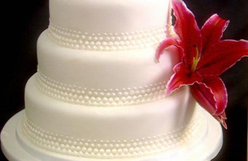 Eric Lanlard Wedding Cakes