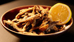 Chilli and spice whitebait