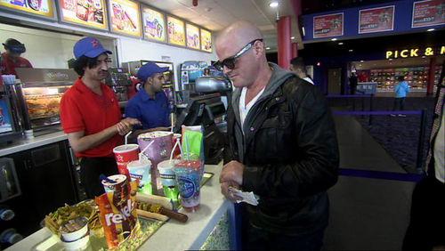 Cineworld Food Menu Heston