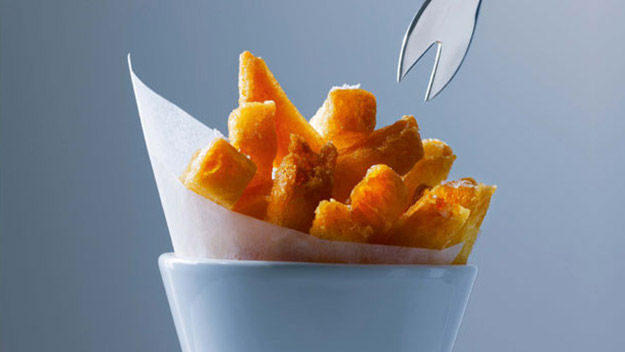 How to cook like Heston: Triple-cooked chips