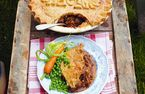 Jamie's Great Britain: Kate and Wills's wedding pie
