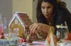 Kirstie's Handmade Britain: Gingerbread house