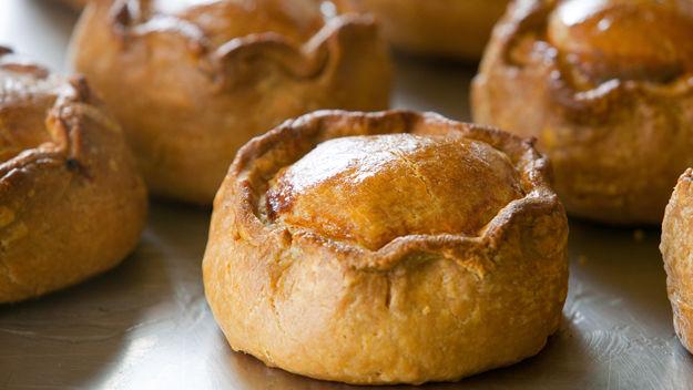 Traditional pork pie recipe