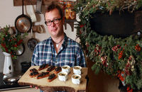 River Cottage Christmas recipes 2011