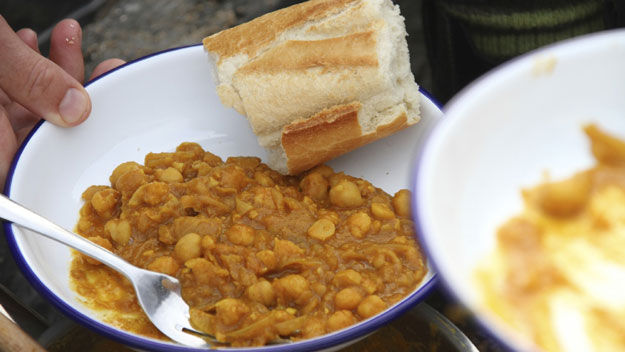 River Cottage Chickpea Curry Programmes Food Channel 4