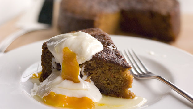 Kitchen Nightmares Carrot Cake