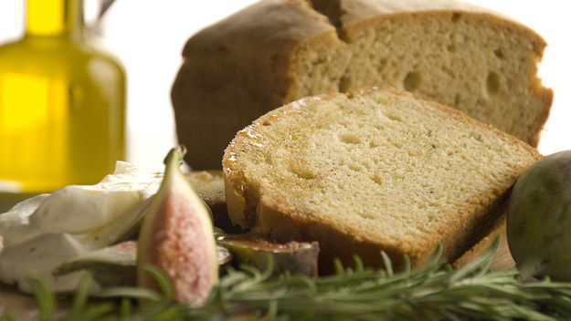 Rosemary and olive oil cake recipe