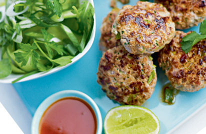 ... thai patties on the table in no time read more on thai pork patties