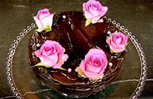 Cook Yourself Thin Chocolate Beetroot Cake