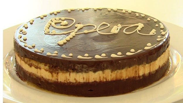 Chocolate Opera Birthday Cake Image Inspiration of Cake and