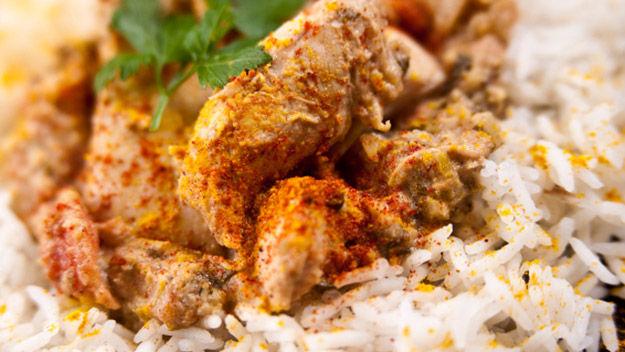 Chicken tikka masala - Wikipedia, the free encyclopedia