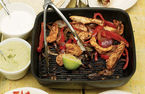 Jamie Oliver: chicken fajitas recipe