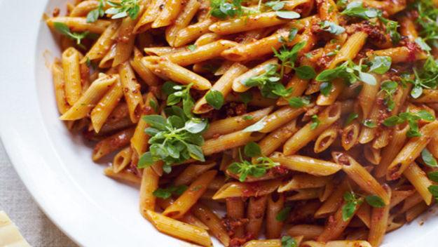 Jool's pasta meal