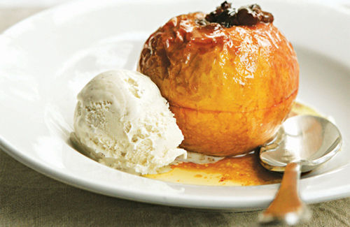 River Cottage: baked apples