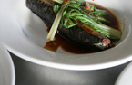 Japanese slow cooked mackerel