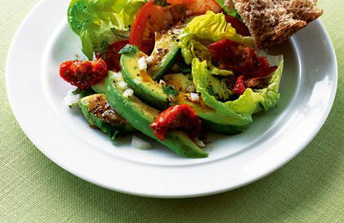 Guacamole salad recipe