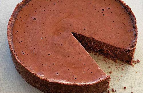 Rich Flourless Chocolate Torte Recipe | Food Network