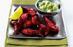 Tandoori chicken with mango