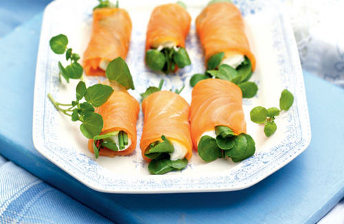 Salmon cream cheese recipes