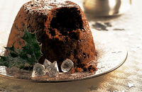 Christmas pudding (diabetic)