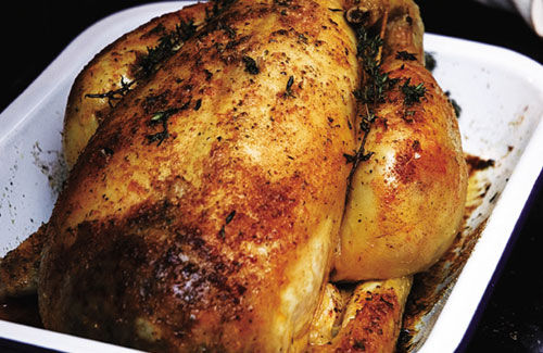 Old fashioned chicken recipes