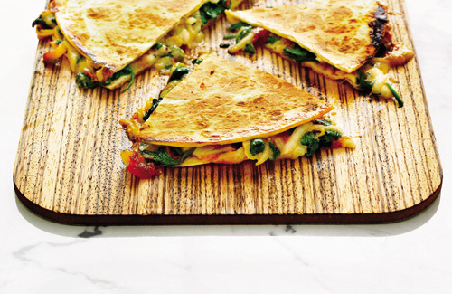 Mexican recipes pear stilton and sweet tomato quesadillas recipe ingredients forumfinder Gallery