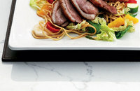Chinese duck and noodle salad