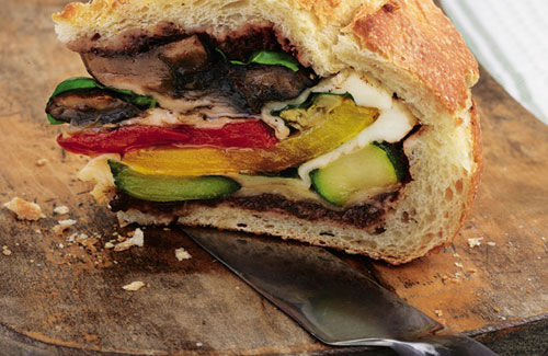 Italian Picnic Loaf