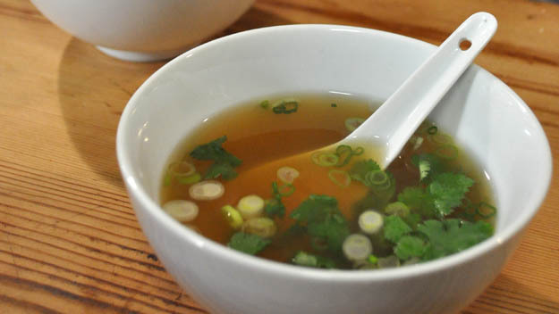 Asian chicken soup recipe channel4 4food