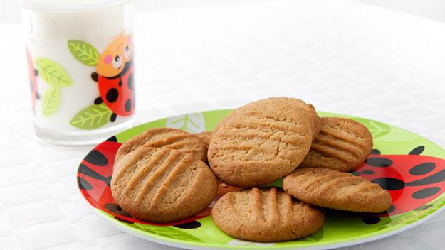 4 ingredients  peanut butter