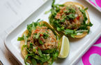 Mackerel tostadas