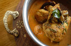 Lasan: Simple chicken curry