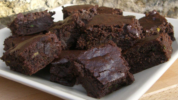 Gluten free, egg free and dairy free brownies recipe