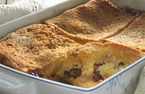 Rachel Allen: Bread and butter pudding