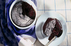 Mary Berry: Magic chocolate pudding