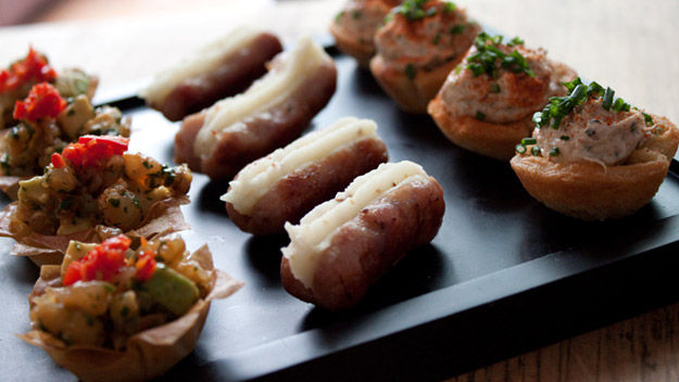 Programmes food channel 4 for Italian canape ideas