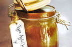 Toffee apple jam