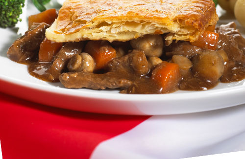 The Hairy Bikers Superb Steak And Ale Pie Recipes — Dishmaps