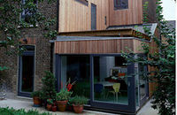 A Stylish Extension. How To Add Value To Your House