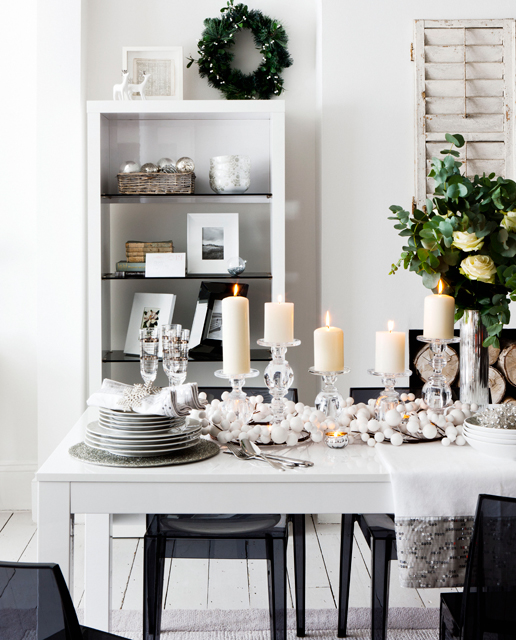 34 Christmas Table Decoration Ideas - Channel4 - 4Homes